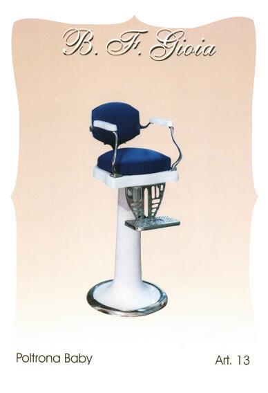 Poltrone da barbiere arredamenti per parrucchiere for Arredamento barbiere